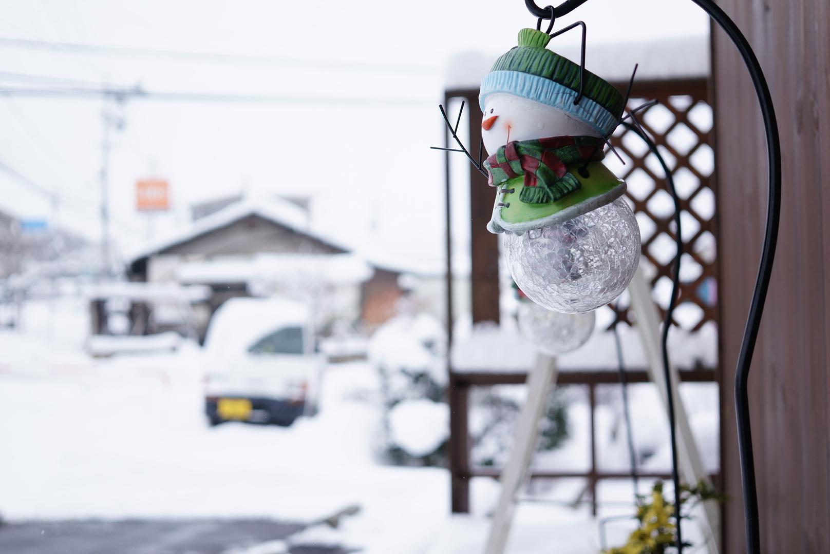 【悲報】大雪