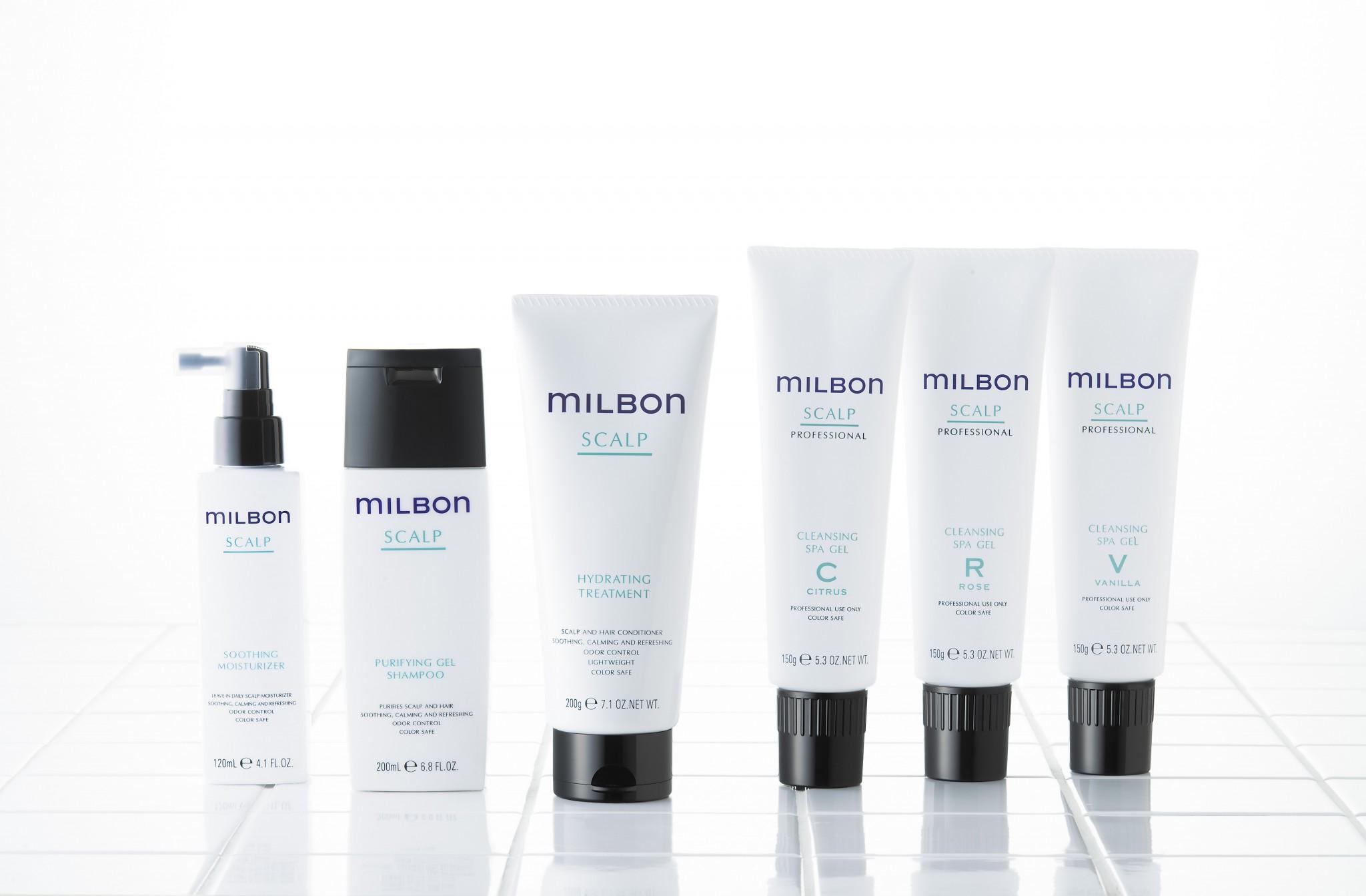 ヘアトラブルにミルボン[mILBON]SCALP