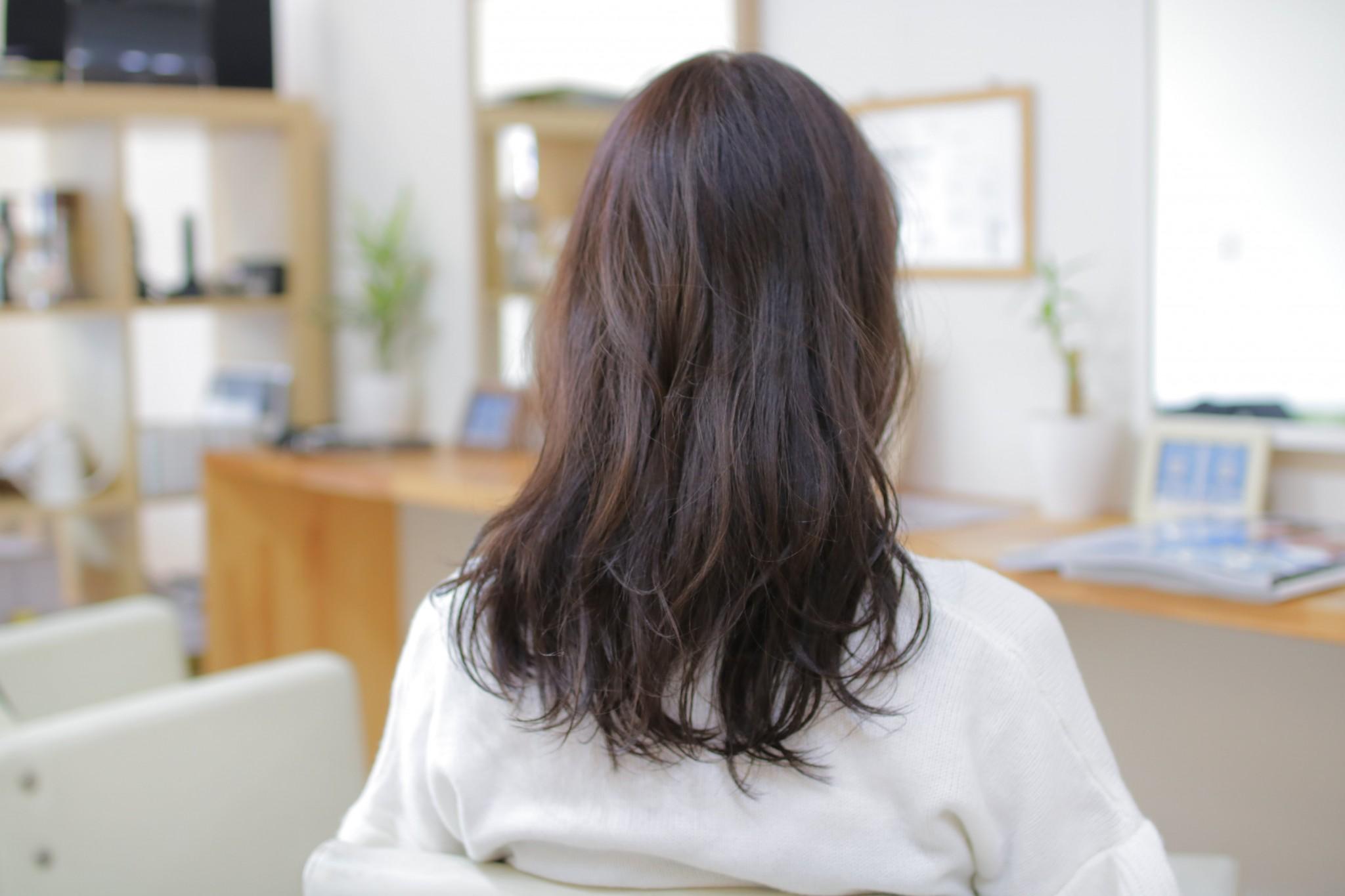 AILE一番人気カラー【ラベンダーアッシュ】