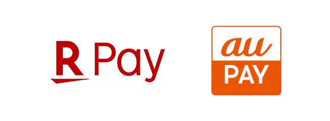 au Payも対応開始!!