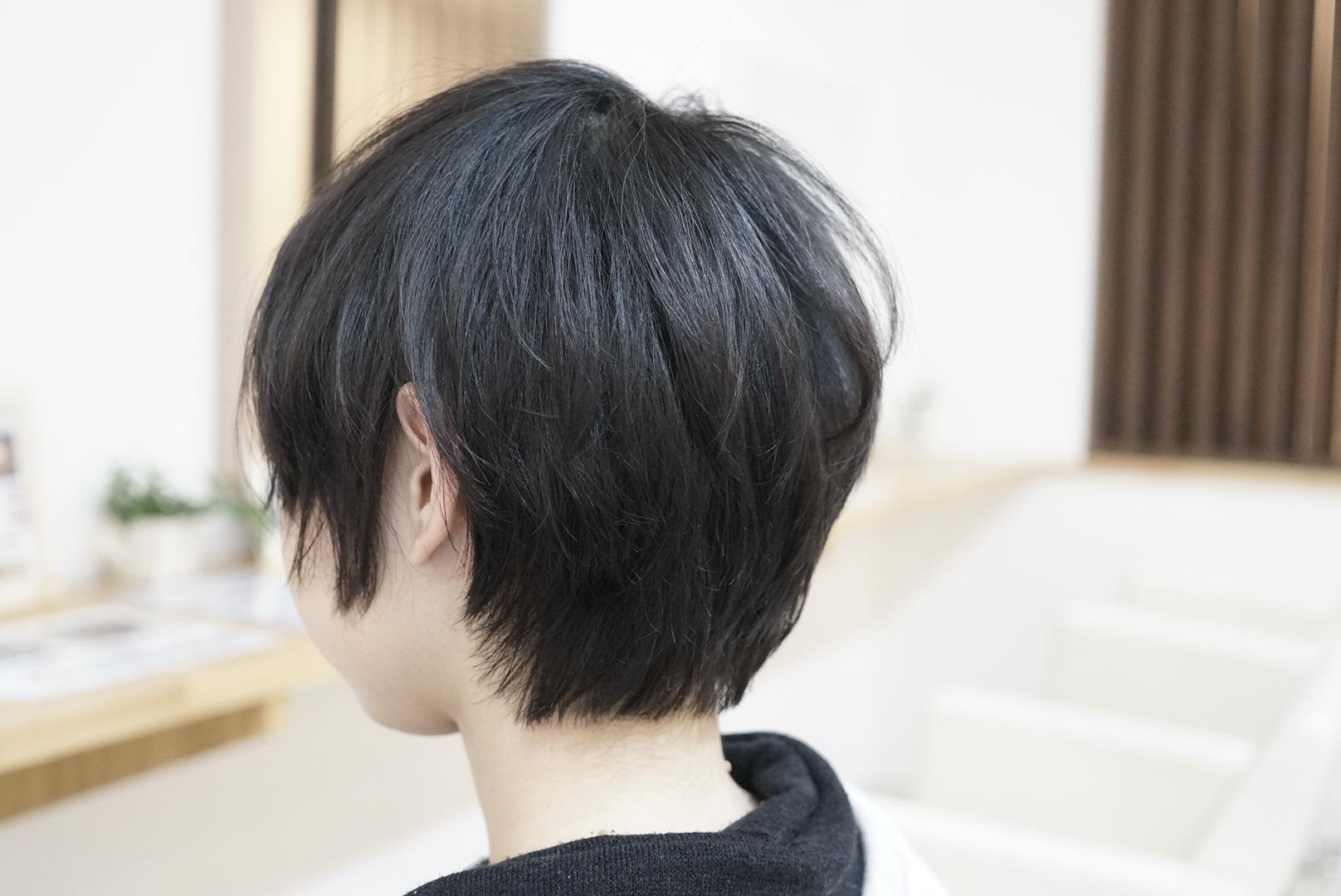 【ショートボブ】サロンスタイル