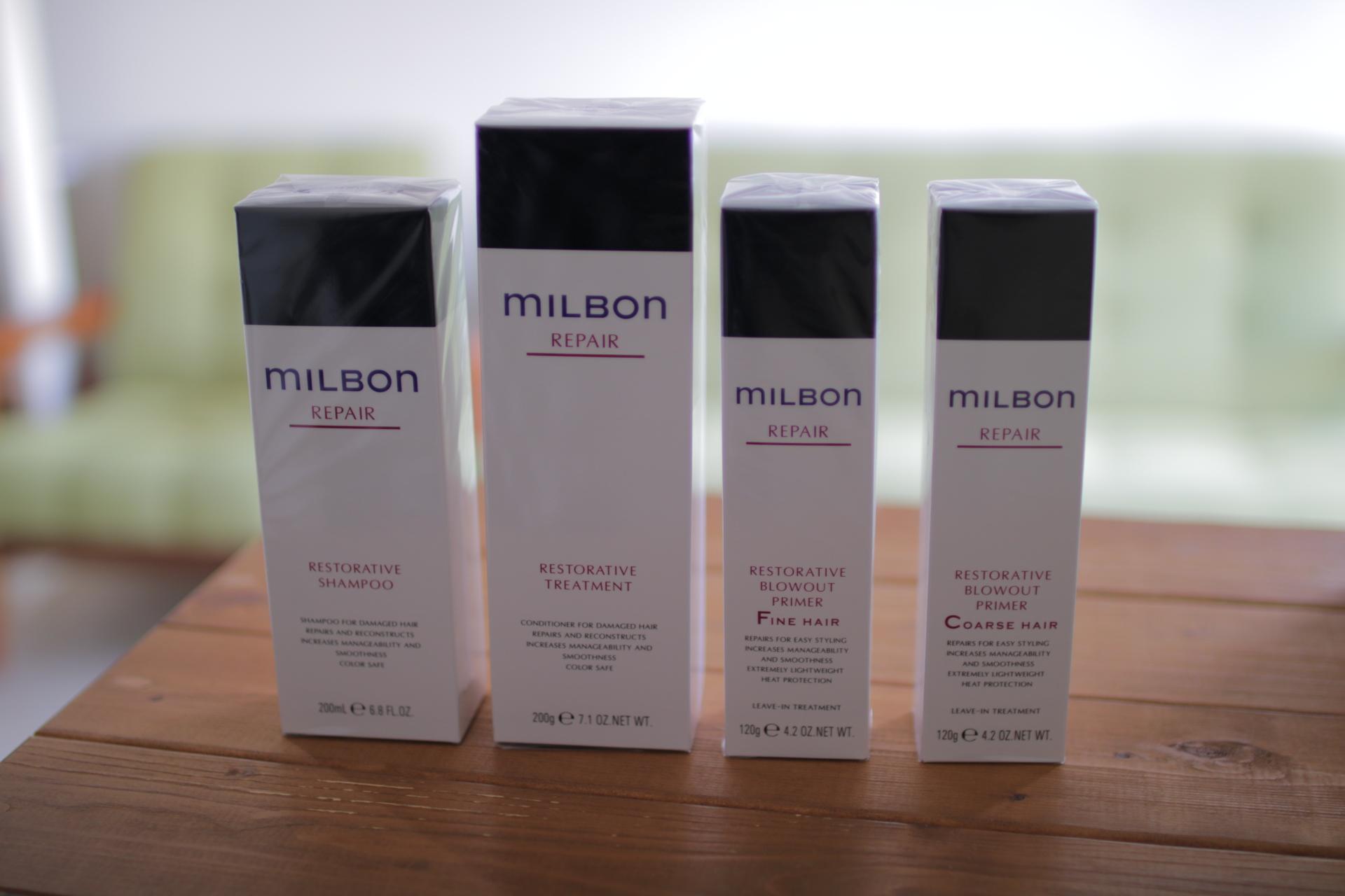 ヘアケアミルボン[mILBON]REPAIR