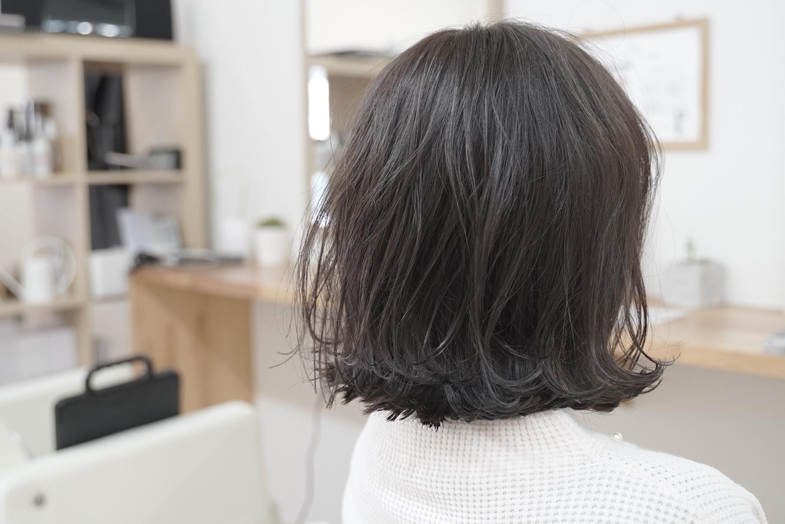 安定の透明感でAILE人気No.1【ラベンダーアッシュ】